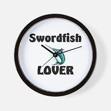 Swordfish Lover Wall Clock