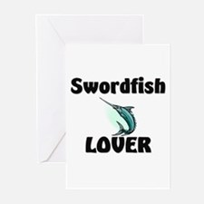 Swordfish Lover Greeting Cards (Pk of 10)