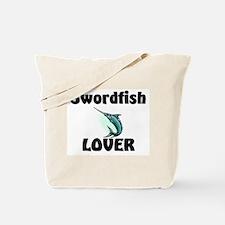 Swordfish Lover Tote Bag