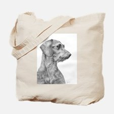 Wirehaired Dachshund 1 Tote Bag