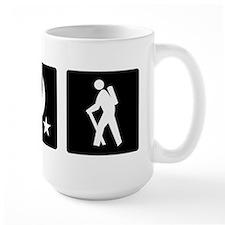 Geocaching Attributes Mug