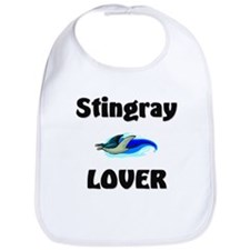 Stingray Lover Bib