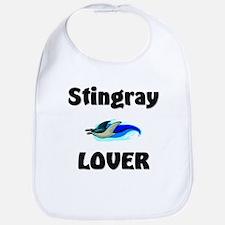 Stingray Lover Bib
