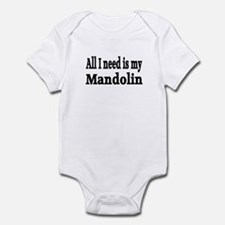 Mandolin Infant Bodysuit