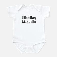Mandolin Onesie