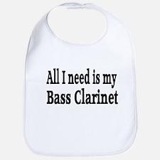 Cute Bass clarinet Bib