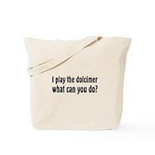 Dulcimer Tote Bag