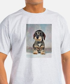 Wirehaired Dachshund T-Shirt