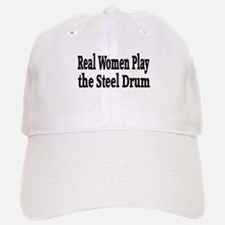 Steel Drum Baseball Baseball Cap