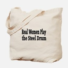 Steel Drum Tote Bag