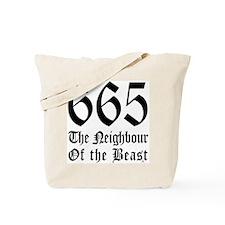 665 Neighbour Tote Bag