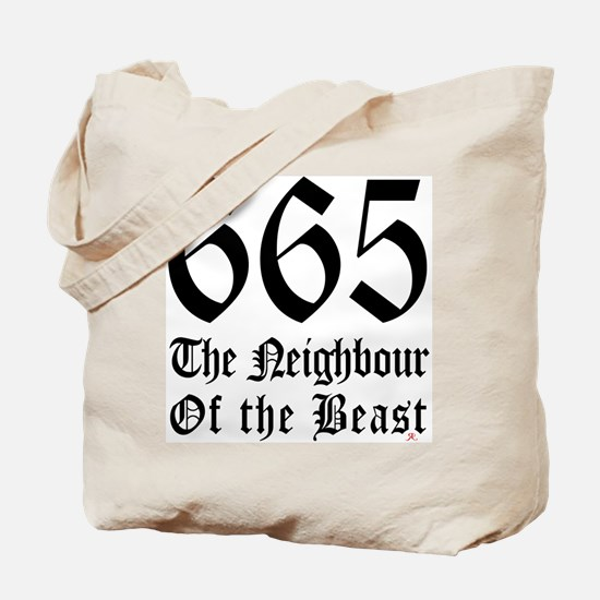 665 Neighbour Tote Bag