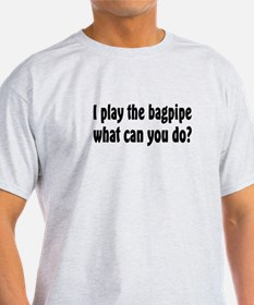 Bagpipe band T-Shirt