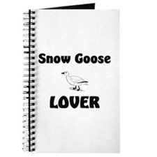 Snow Goose Lover Journal