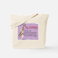 Aunt Lou's Tote Bag