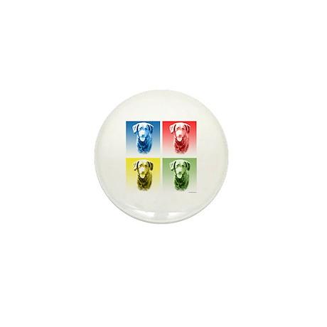 Chessie Pop Art Mini Button