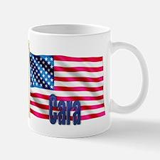 Cara USA Flag Gift Mug