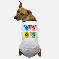 Chow Chow Pop Art Dog T-Shirt