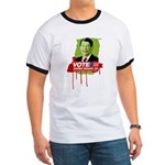 Vote Zombie Reagan in 2008 Ringer T