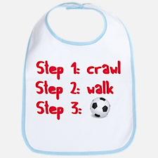 Soccer: Step 3 Bib