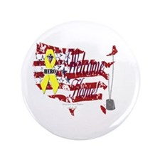 "Cute Homecoming 3.5"" Button"