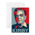 Jack Kirby Greeting Cards (pk Of 10)