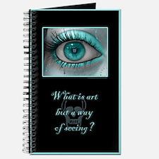Blue Eye Journal