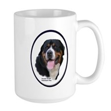 Greater Swiss Mtn Dog Mug