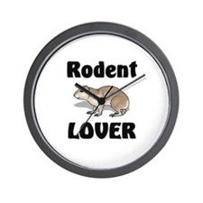 Rodent Lover Wall Clock