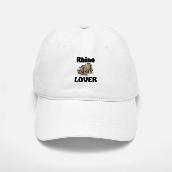Rhino Lover Baseball Baseball Cap