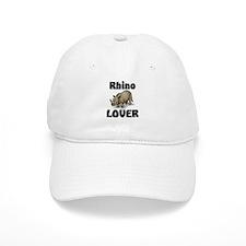 Rhino Lover Baseball Cap