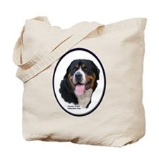 Greater Swiss Mtn Dog Tote Bag