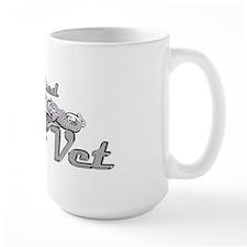 retired sub vet Silver Mug