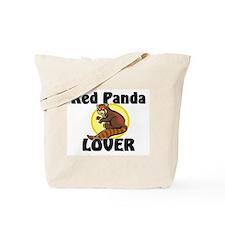 Red Panda Lover Tote Bag