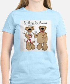 Stuffing for Brains T-Shirt