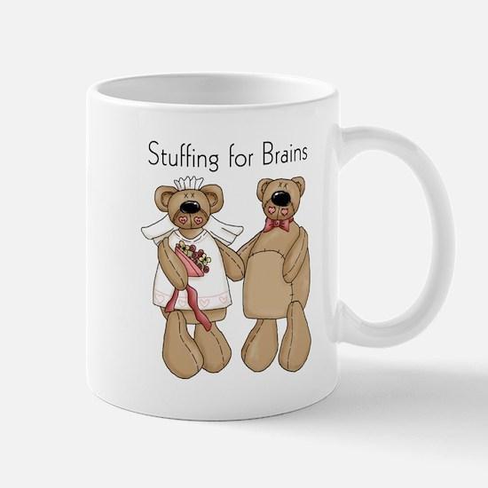 Stuffing for Brains Mug