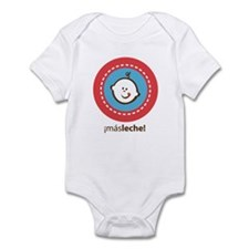 Mas Leche - More Milk! Infant Bodysuit