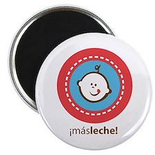 Mas Leche - More Milk! Magnet