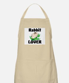 Rabbit Lover BBQ Apron