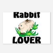 Rabbit Lover Postcards (Package of 8)