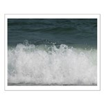 Roaring Atlantic Small Poster