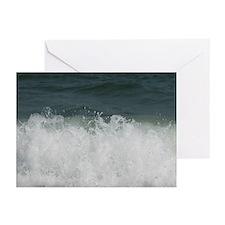 Roaring Atlantic Greeting Cards (Pk of 20)