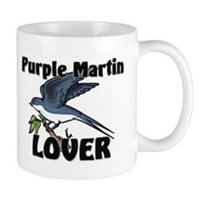 Purple Martin Lover Mug