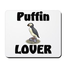 Puffin Lover Mousepad