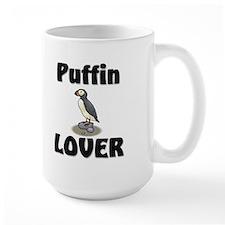 Puffin Lover Large Mug