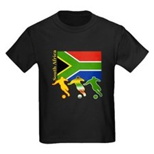 South Africa Soccer T