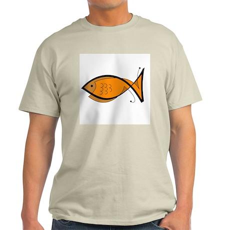 Gold Fish Light T-Shirt