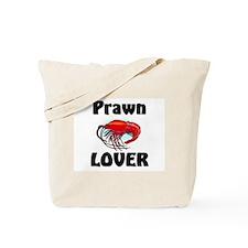 Prawn Lover Tote Bag