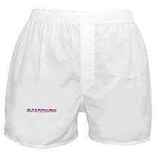 US Healthcare Boxer Shorts