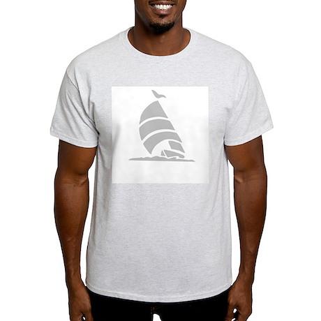 Sailboat Silhouette Light T-Shirt
